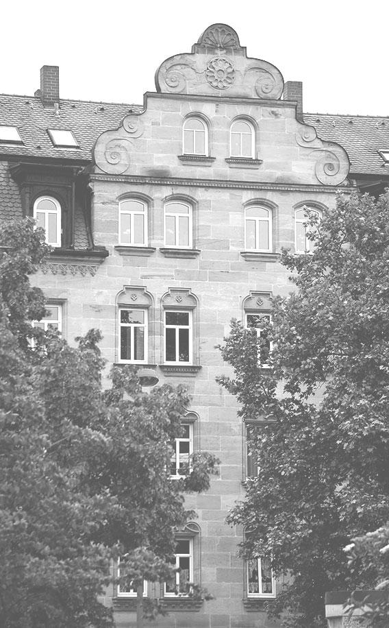 Fassade Kanzlei Nürnberg